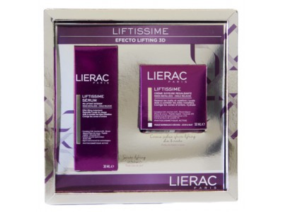 Lierac Cofre Liftissime Crema 50ml + Serum 30ml Piel Normal Seca