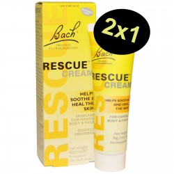 Bach Rescue Cream 30g 2x1