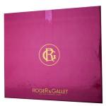 ROGER GALLET COFRE ROSE