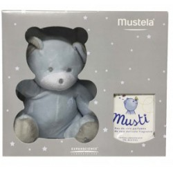 Mustela Musti Colonia 50ml + Osito