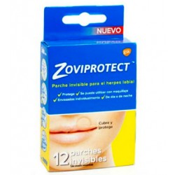 Zoviprotect 12 Parches Calenturas