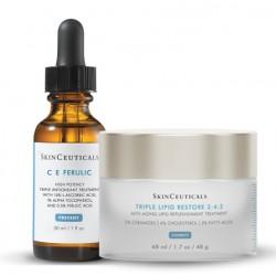Skinceuticals Cofre Ce Ferulic 30ml + Triple Lipid Restore 2:4:2 48ml