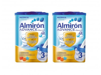 Almiron 3 Crecimiento Bipack 800g + 800g