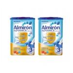 Almiron 3 crecimiento bipack 800gr + 800 gr