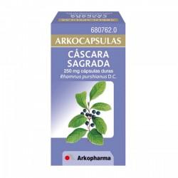Arkocapsulas Cascara Sagrada 50 Cápsulas