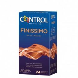Control Preservativos Adapta Finissimo 24 uds.