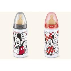 Nuk Biberón Disney Mickey First Choice Tetina Látex 0-6m 300ml