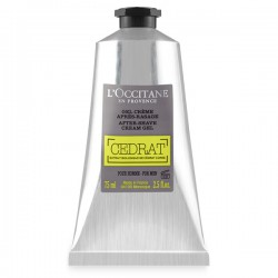 L'Occitane Homme After Shave Gel Crema Cedrat 75ml