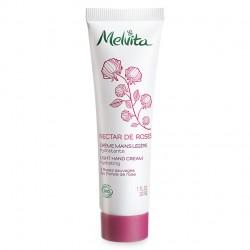Melvita Crema de Manos Ligera Nectar Rosas 30ml
