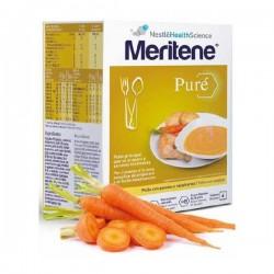 Meritene Puré Pollo con Patatas y Zanahoria 6 Sobres
