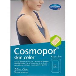 Cosmopor skin color 7,2x5 cm 5 unidades