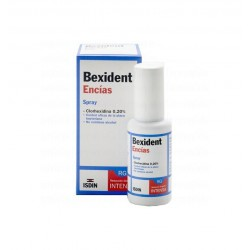 Bexident Encías Spray Clorhexidina 40ml