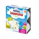 Nestlé iogolino yogur pera 4 x100 gramos