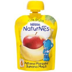 Nestlé Natures Manzana-Plátano 90g