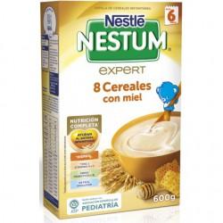 Nestlé Expert 8 Cereales con Miel 600g