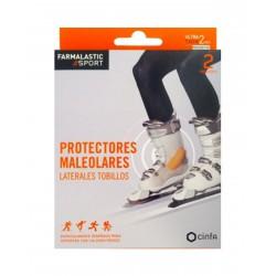 Farmalastic Sport Protectores Maleolares 2 uds.