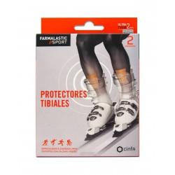 Farmalastic Sport Protectores Tibiales 2 uds.