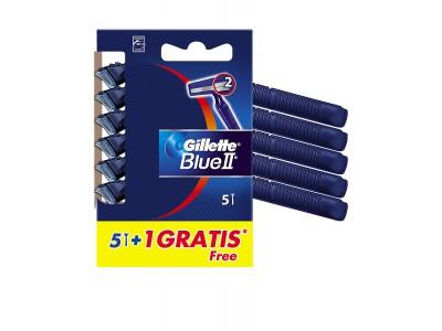 Gillette Maquinilla Desechable Blue II 5 + 1