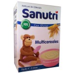 SANUTRI MULTICEREALES FOS 600GR