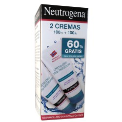 Neutrogena Duplo Crema de Pies 100ml + 100ml