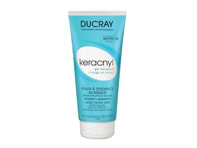Ducray Keracnyl Gel Limpiador 125ml