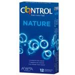 Control preservativos Adapta Nature 12 unidades+ regalo Control Ultra Feel 3 unidades