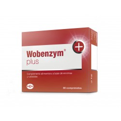 Wobenzyn Plus 60 Comprimidos