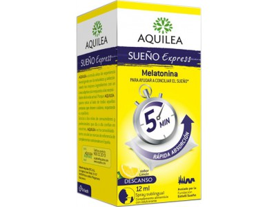 Aquilea Sueño Express Melatonina Spray 12ml