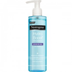 Neutrogena Hydro Boost Leche Limpiadora en Gel Facial 200ml
