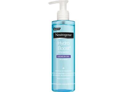 Neutrogena Hydro Boost Leche Limpiadora en Gel Facial 200ml