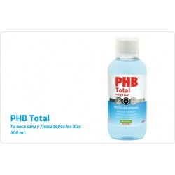 PHB ENJUAGUE BUCAL 300 ML