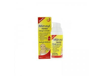 Mitosyl Heridas Hidrogel Avanzado 50g
