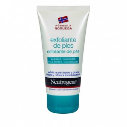 Neutrogena Crema Exfoliante Pies 75ml