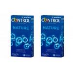 Control Nature Preservativos 12+12 Uds.