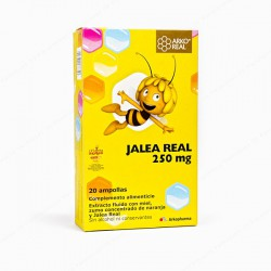Arkoreal Jalea Real Maya 250mg 20 Ampollas