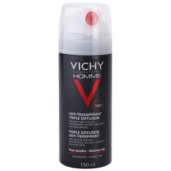 Vichy Homme Desodorante Antitranspirante Spray 150ml
