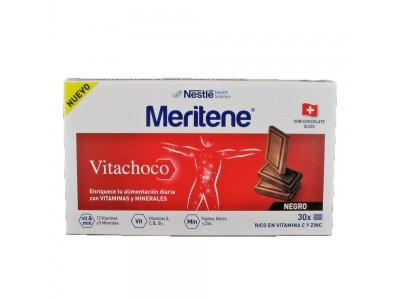 Meritene Vitachoco Negro 30 Sobres