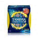 Tampax Compak Pearl Regular 18 Uds.