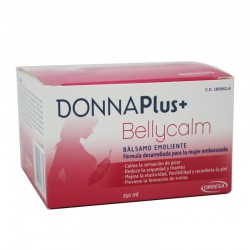 Donna Plus+ Bellycalm Bálsamo Emoliente 250 ml