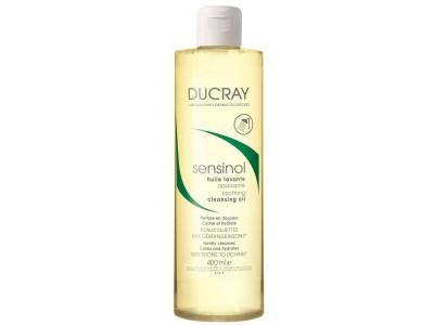 Ducray Sensinol Aceite limpiador calmante 400 ml