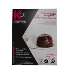 Kot Nutrition Preparación para Mug´kot sabor chocolate 7 sobres