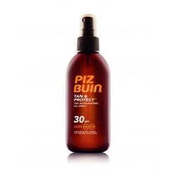 Piz Buin Tan & Protect SPF30 Aceite Acelerador Bronceado 150ml
