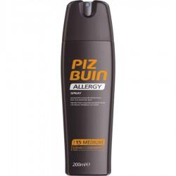 Piz Buin Allergy SPF15 Spray 200 ml