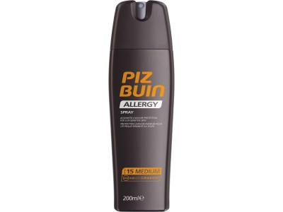 Piz Buin Allergy SPF15 Spray 200 ml