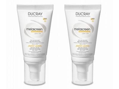 Ducray Melascreen Crema Enriquecida 40ml 2 Uds.