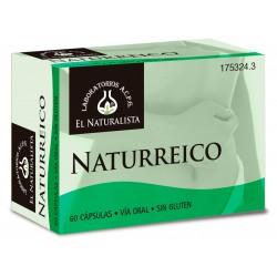 El Naturalista Naturreico 60 Cápsulas