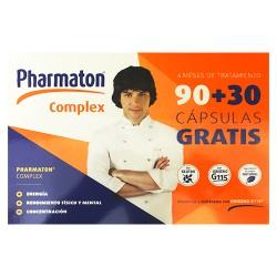 Pharmaton Complex 90 + 30 Cápsulas