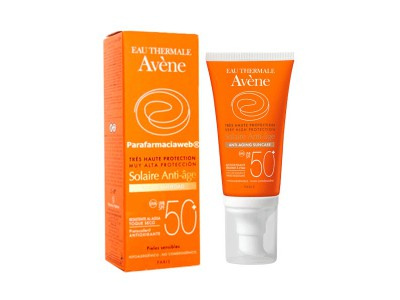 Avene Solar Anti Edad SPF50 50ml