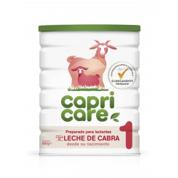 Capricare Leche De Cabra 1 Inicio 800g.