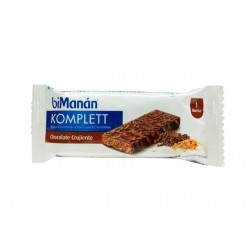 Bimanan Barrita Komplett Chocolate Crujiente 35g.